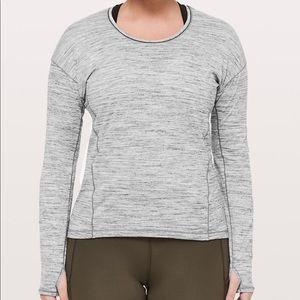 Lululemon Sweat Embrace Long Sleeves (BNEW w/ Tag)